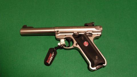 Ruger Mark IV Target .22