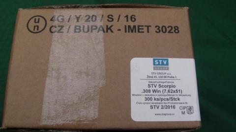 .308Win STV Scorpio