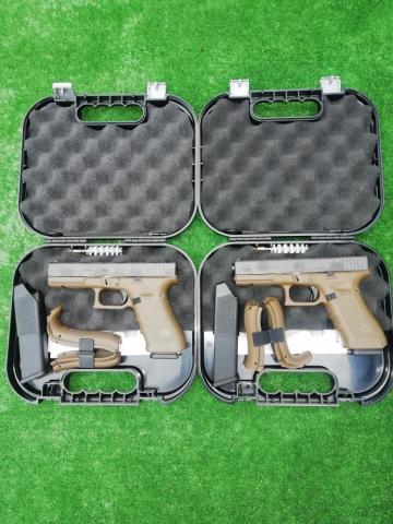 Glock17 FDE