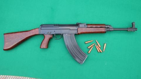 Gazela 58P - samonabíjecí puška