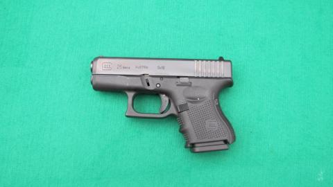 Glock 26 Gen4 - samonabíjecí pistole