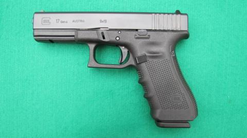 Samonabijecí pistole Glock 17